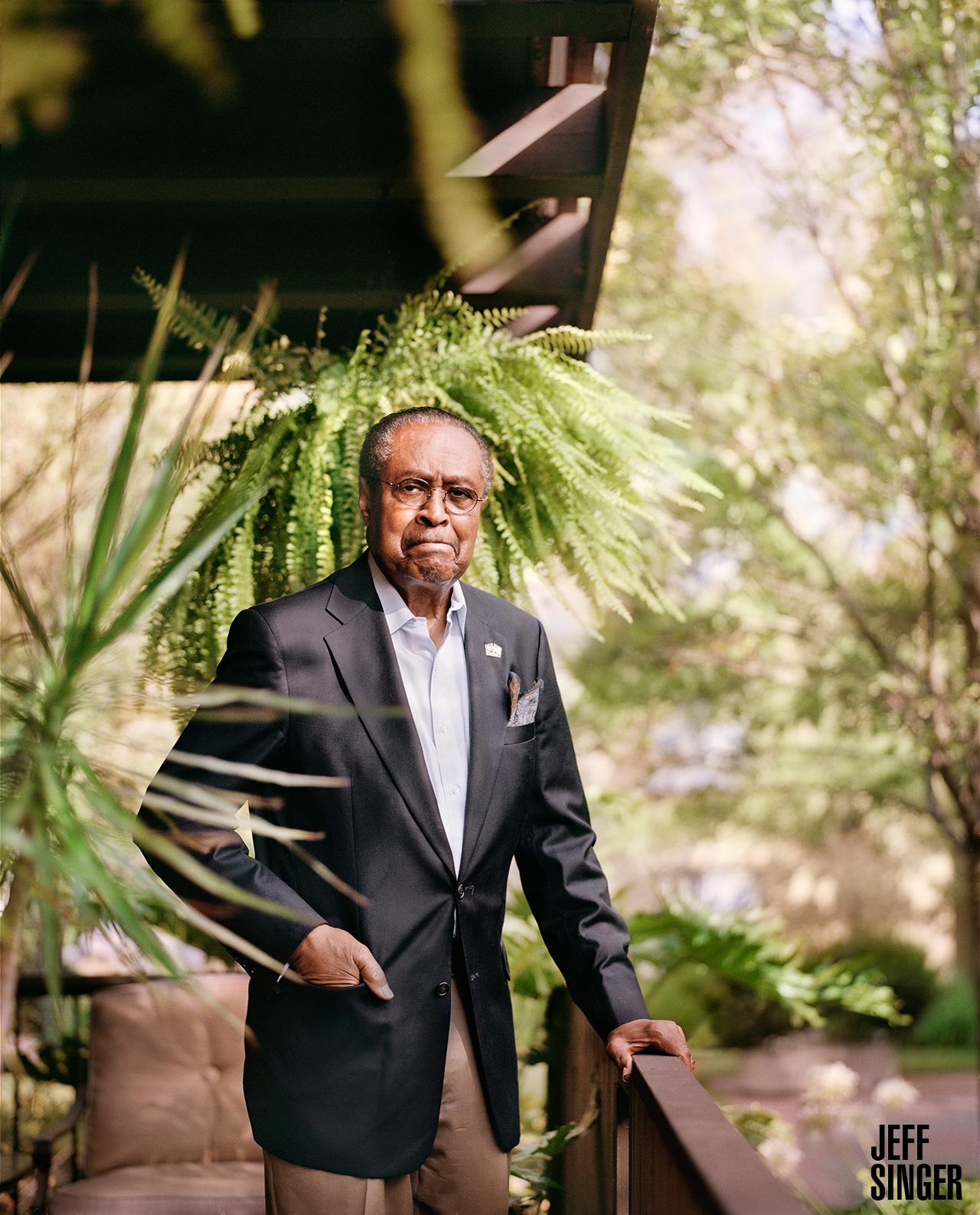 Dr. Clarence Benjamin Jones Palo Alto Home
