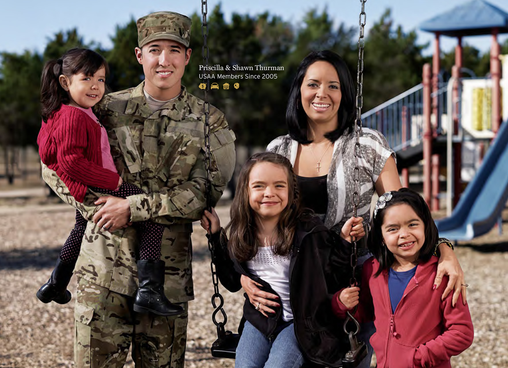 VSA Partners USAA Campaign