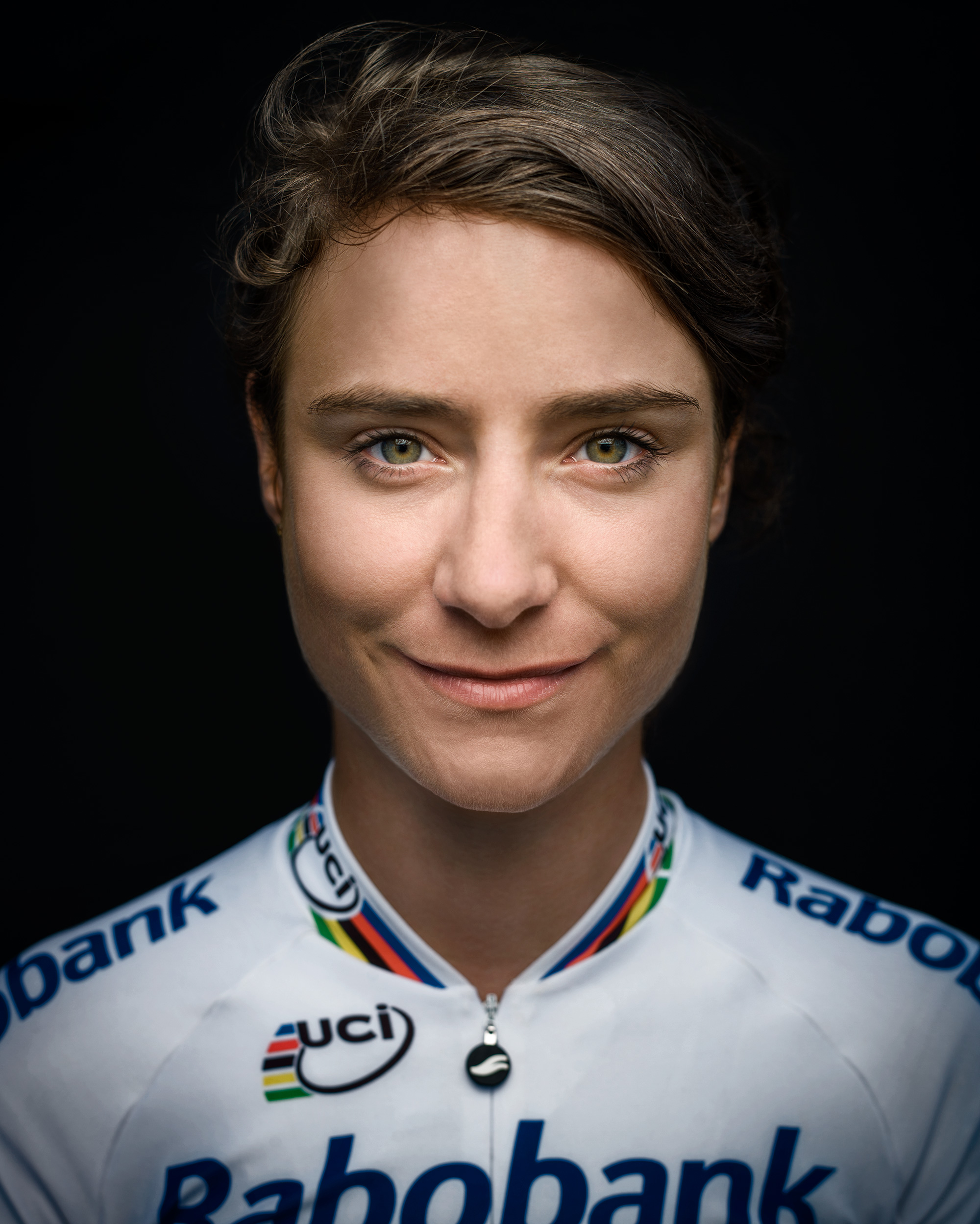 Professional Cyclist Marianne Vos