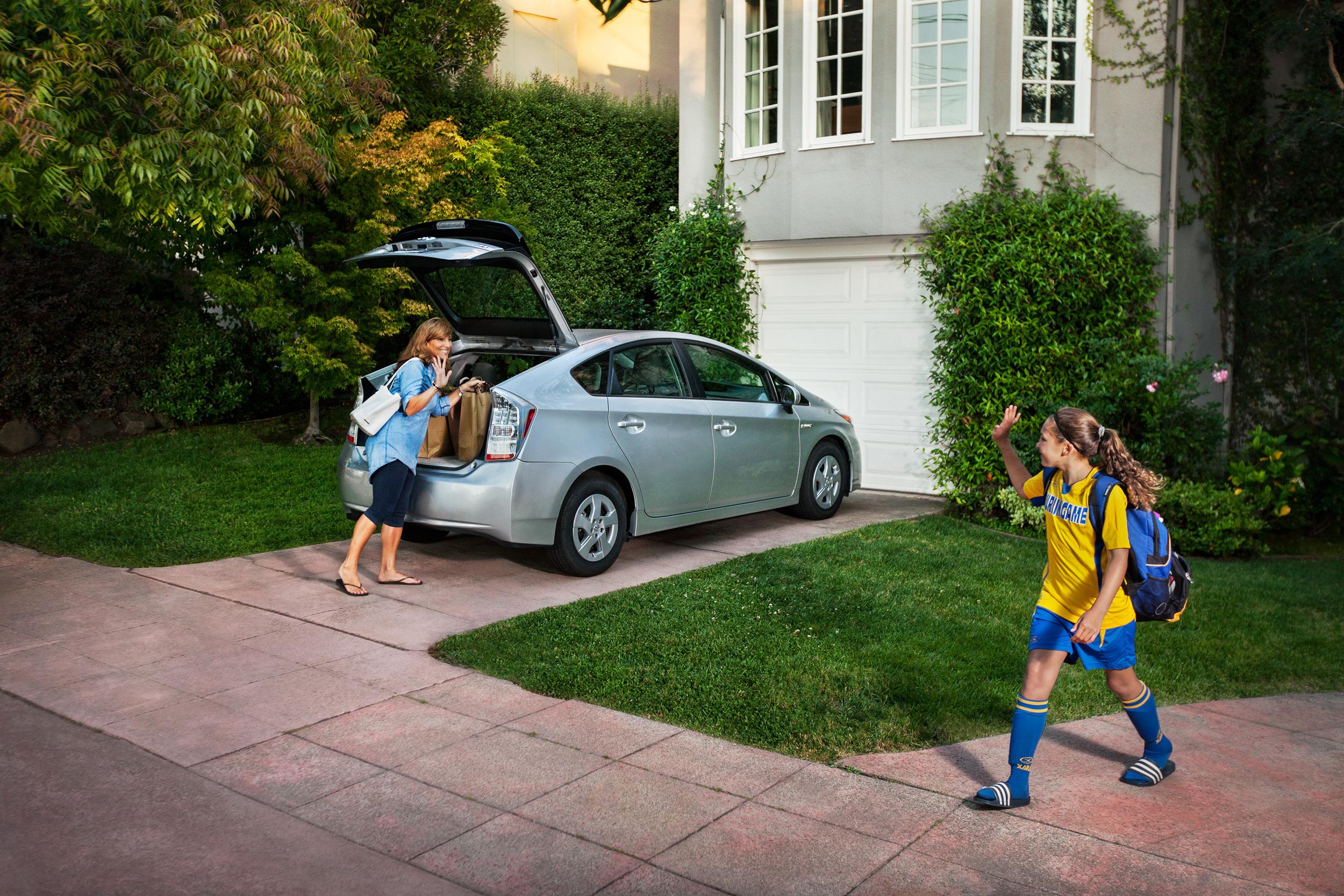 Errands & Soccer Practice