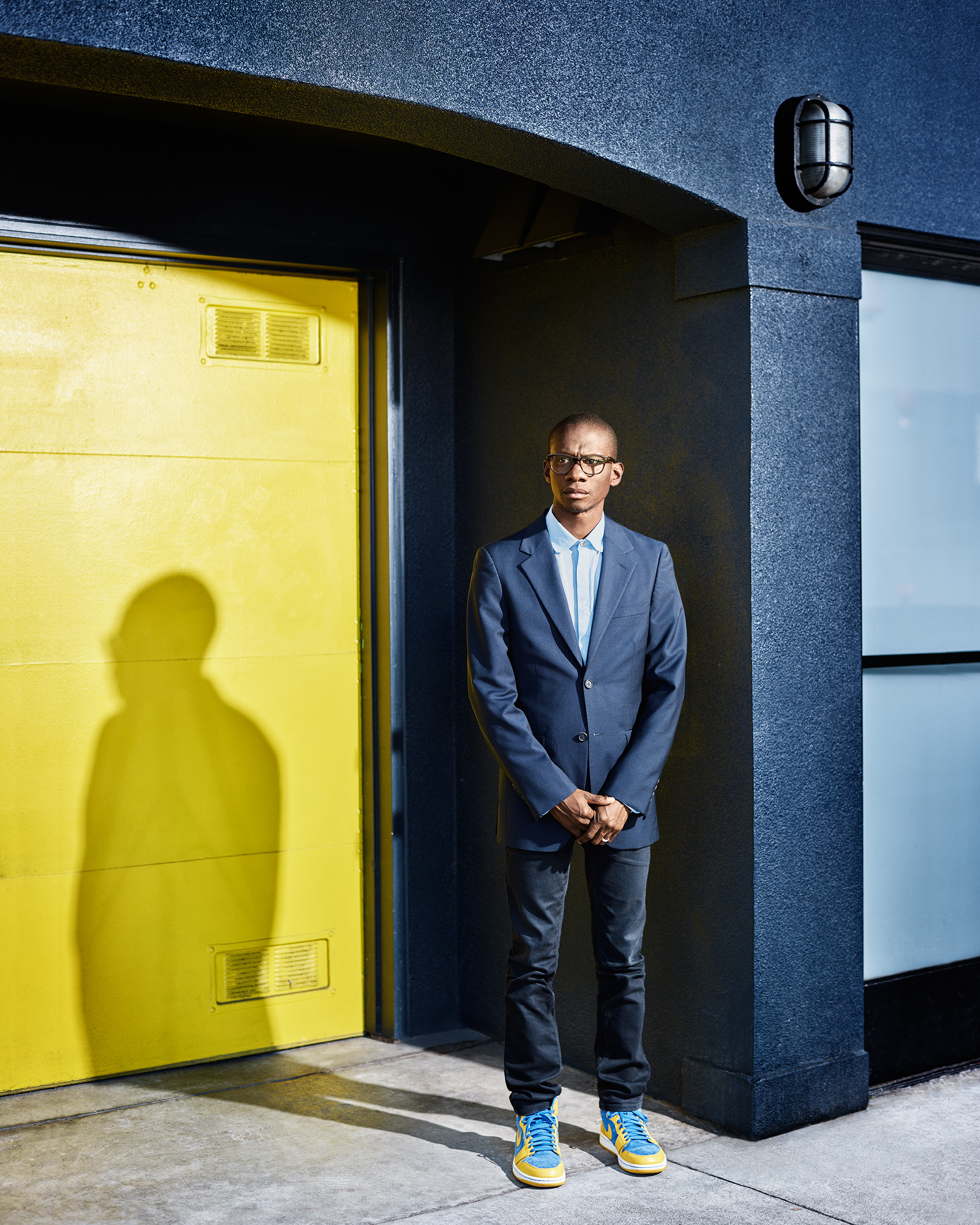 Troy Carter In The Mission San Francisco
