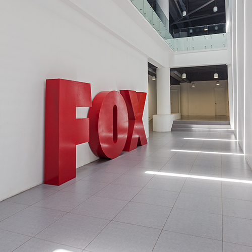 Fox International Channels  *IIDA Best Interiors of Latin America & Caribbean 2013