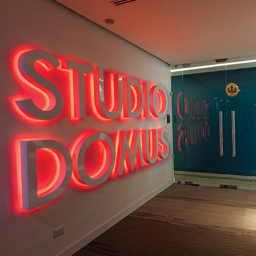 Studio Domus  LEED CI Gold