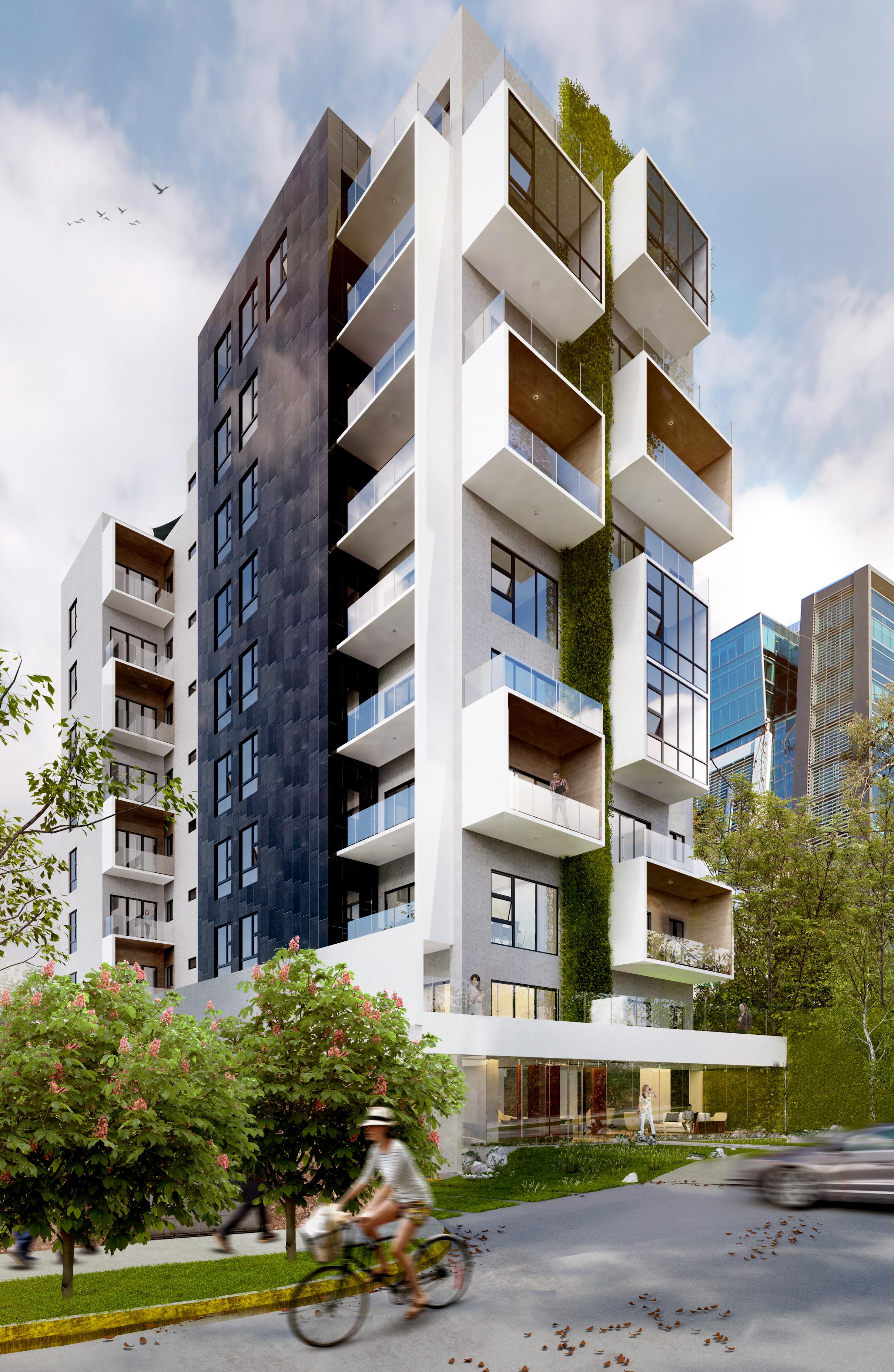 Cada apartamento conserva un diseño único que lo hace diferente al del vecino.
