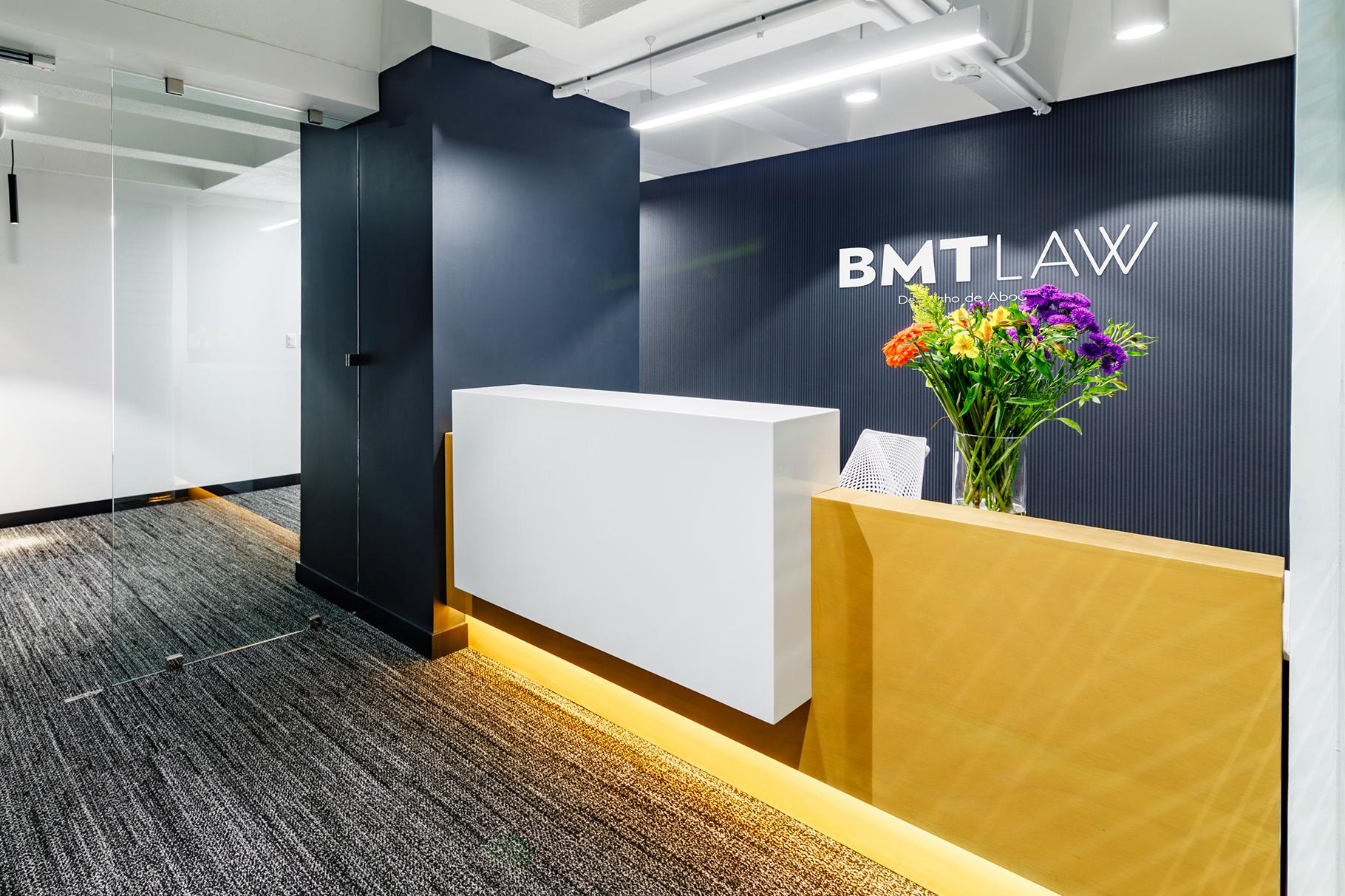 Recepción BMT LAW