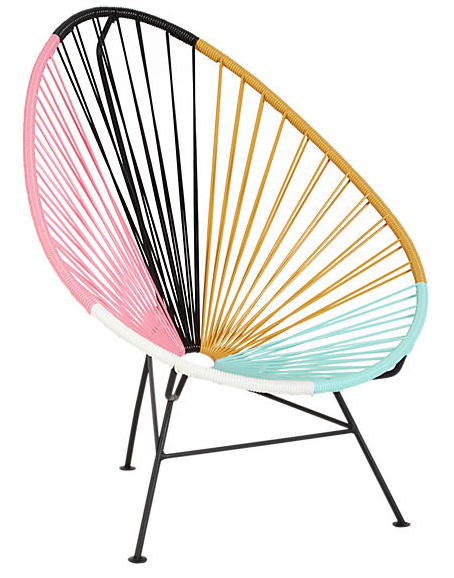 Acapulco multi lounge chair. $249 CAD.
