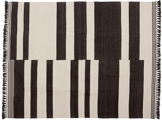 Bonnie stripe indoor.outdoor rug.