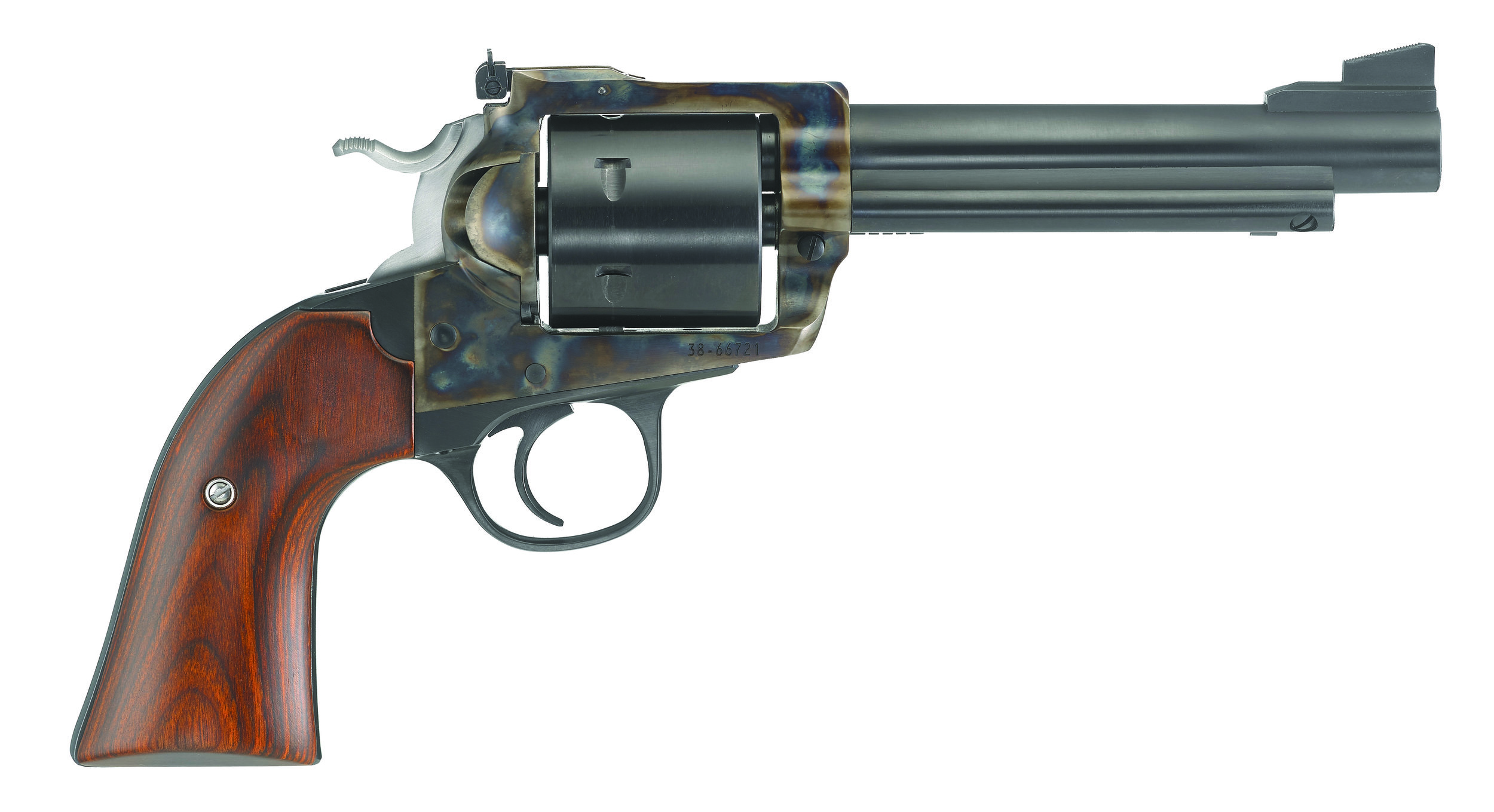 Ruger Bisley Turnbull .45LC  One of 500 ( part # 0407) just started to ship this week