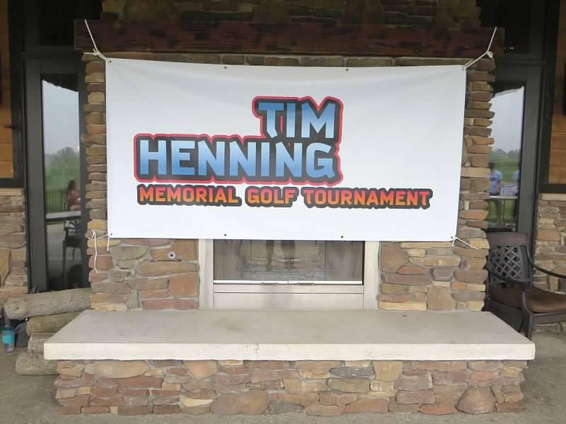 2013 Tim Henning Memorial Golf Tournament