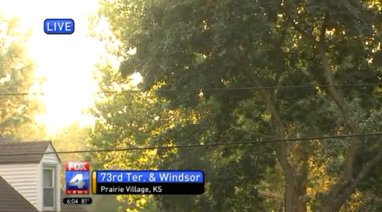A 44-year-old tree trimmer from Kansas City, Kansas is telling FOX 4 about how he got zapped after a metal pole he was using accidentally touched a live power line a defibrillator saved his life. To read the full article click  here.