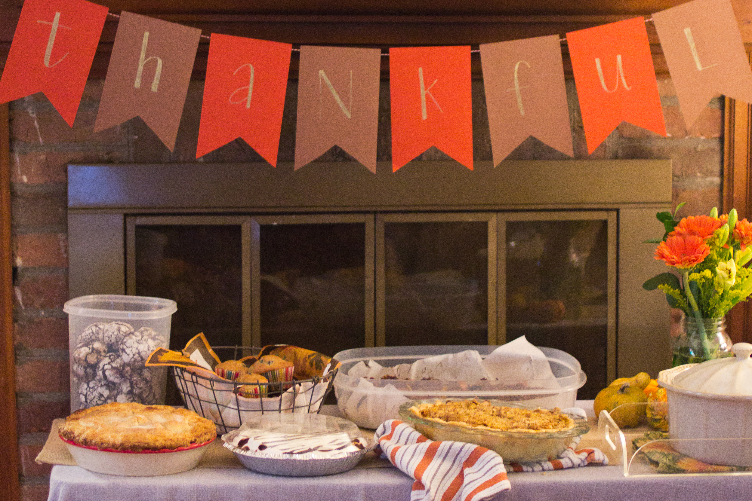 Friendsgiving Decorations from The Creative Swell