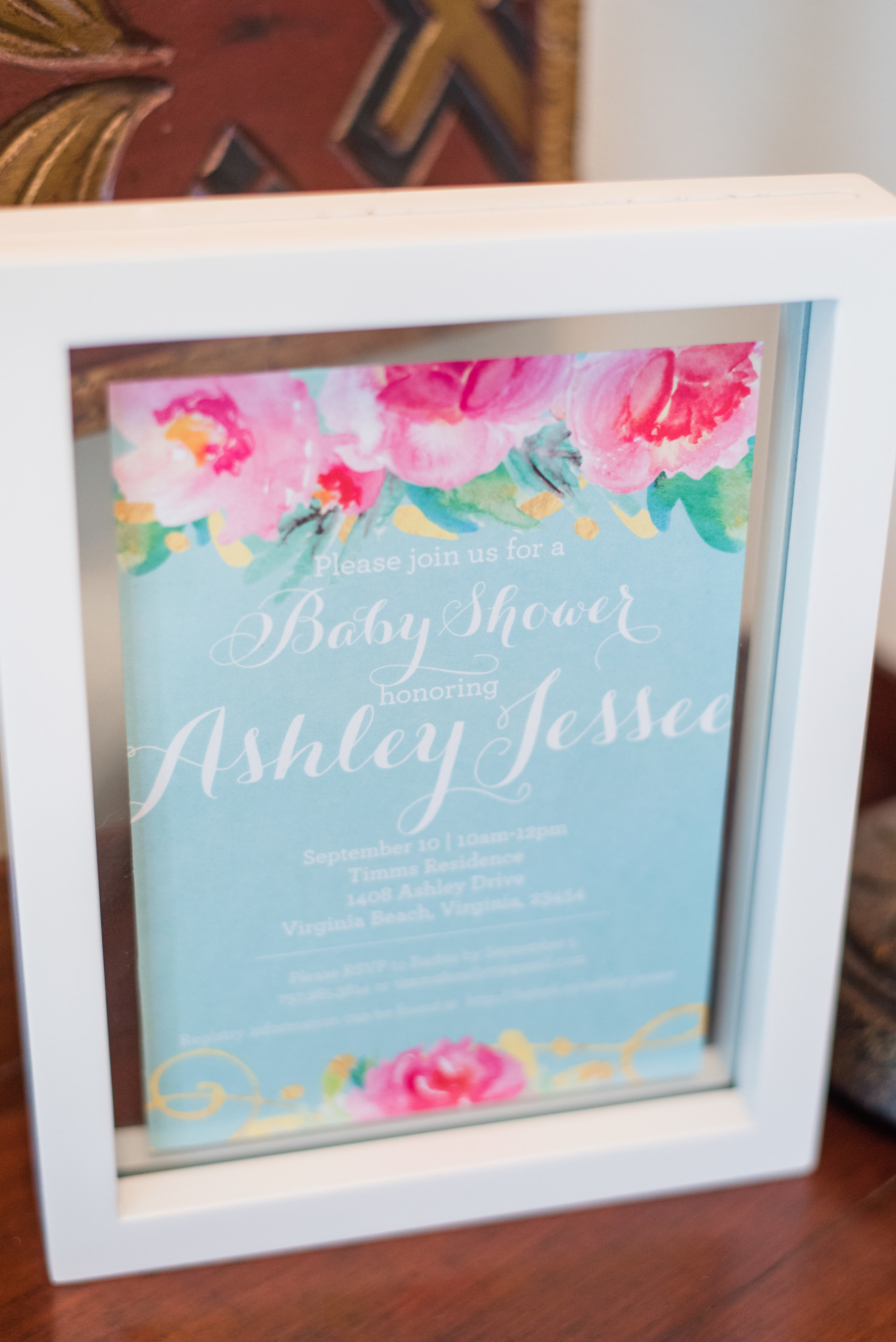 Invitation Design by The Creative Swell [Photo: Courtney Timms Photography]