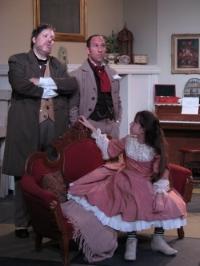 Alice's Adventures Under Ground   City Lit Theater, 2011