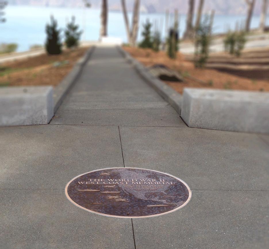 masterwork-plaques-military-insignia-memorials-world-war-II-West-Coast-Memorial.png
