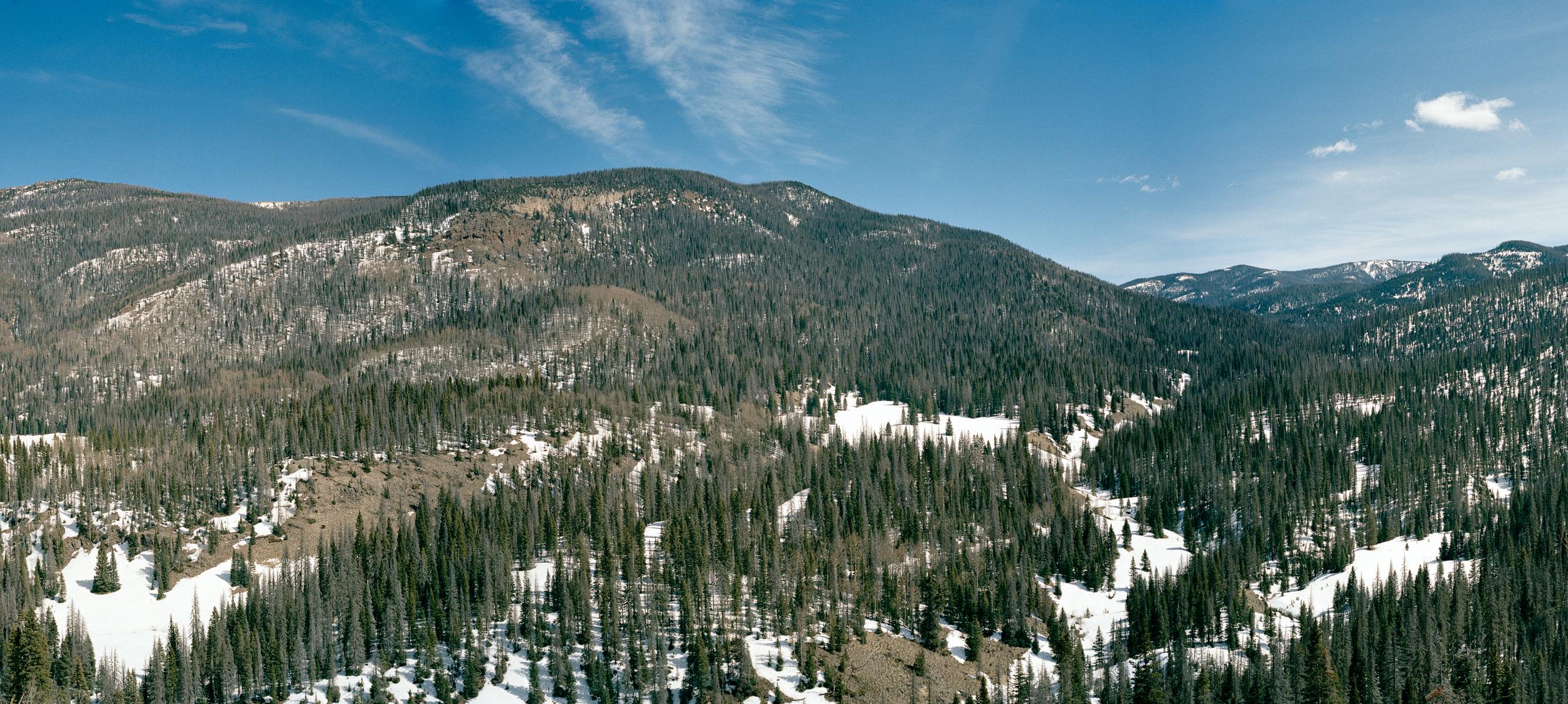 Fox Mountain, CO