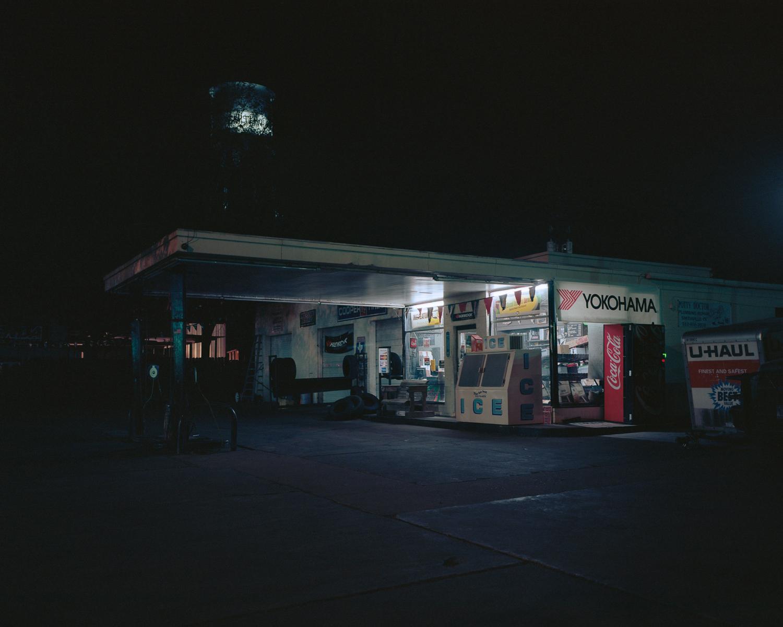 Smithville at Night