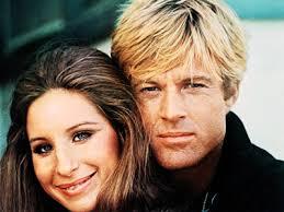 "Barbra Streisand and Robert Redford in ""The Way We Were"""