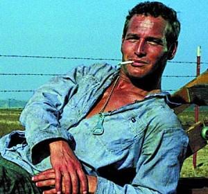 Paul Newman as Cool Hand Luke