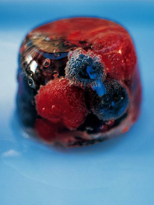 Jelly con proseco por Jamie Oliver