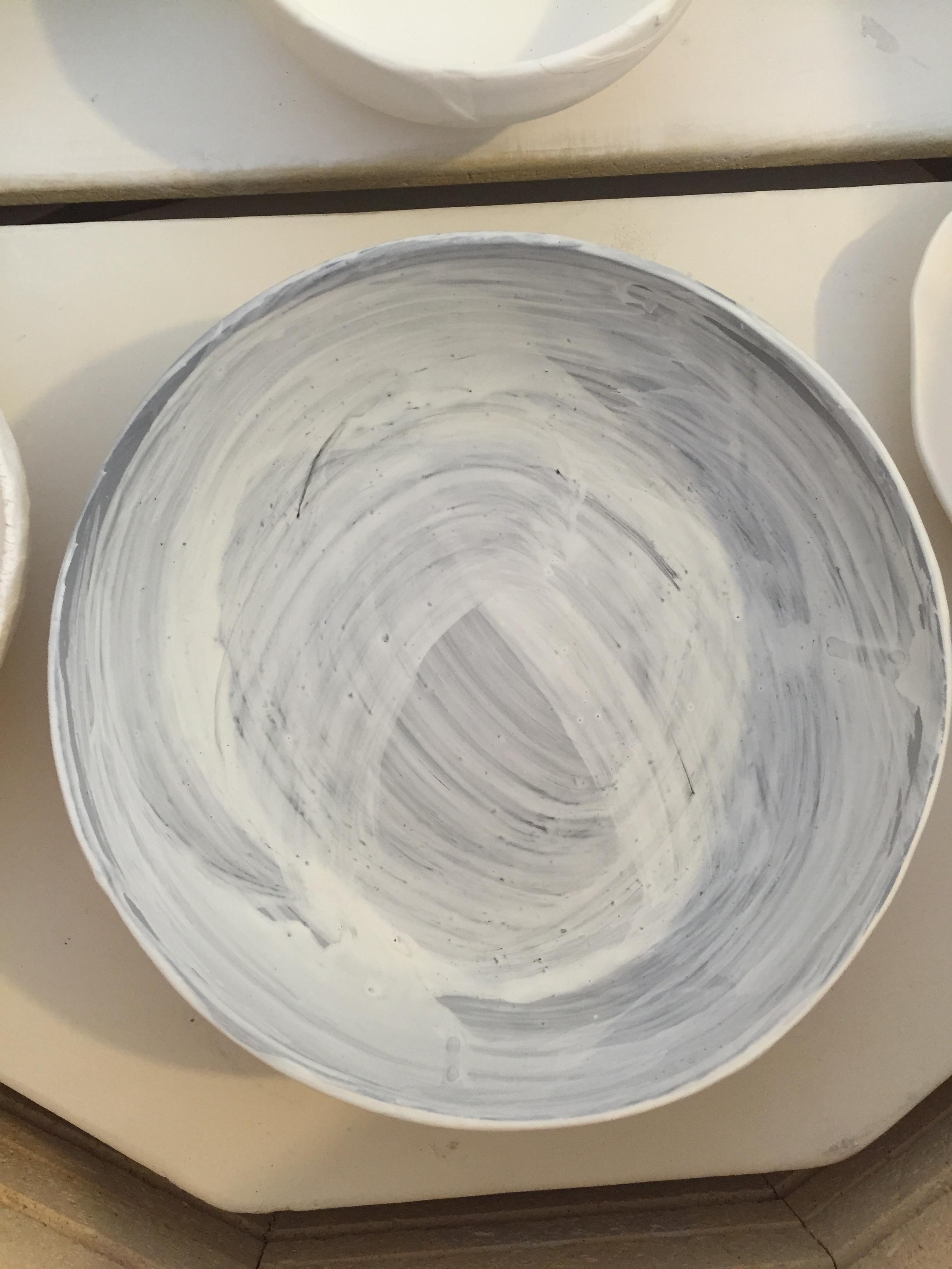 Esmalte de bowl extendido