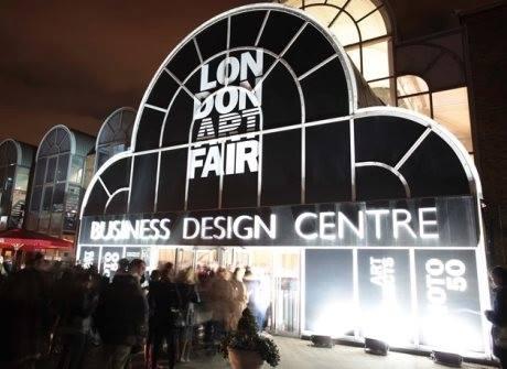 London Art Fair 2014