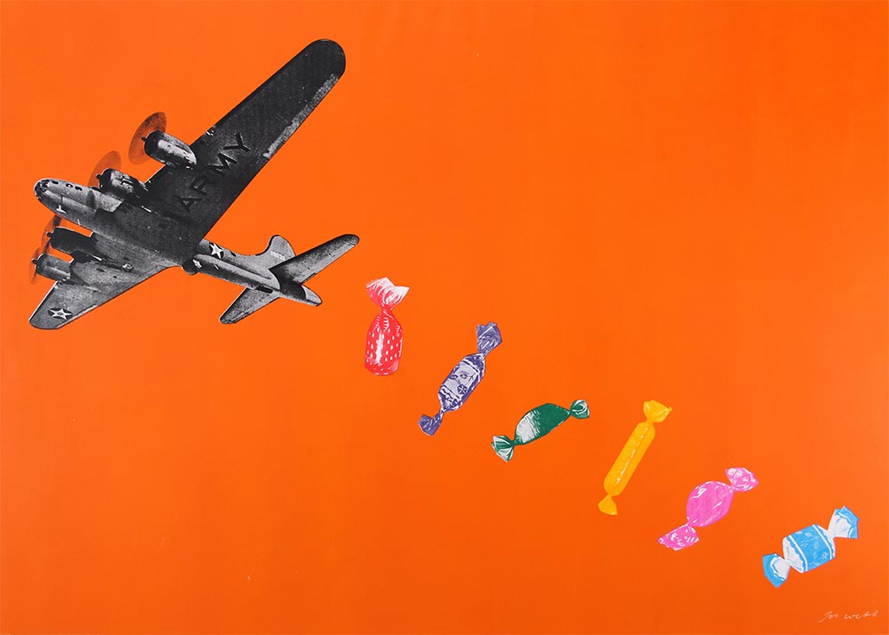 Candy Bomber - Orange