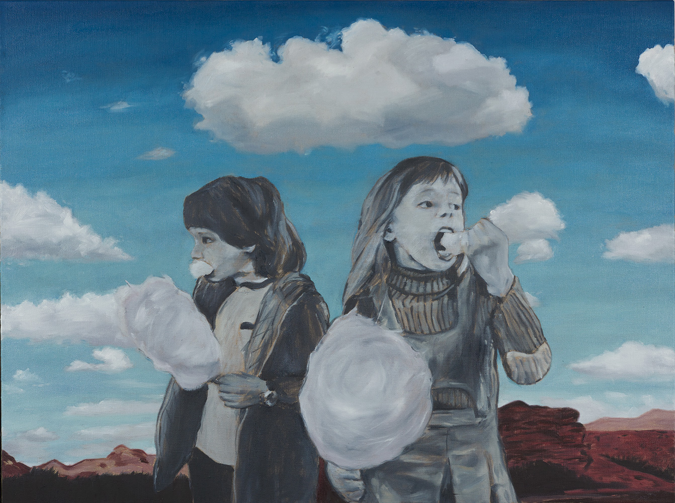 The Cloud Eaters
