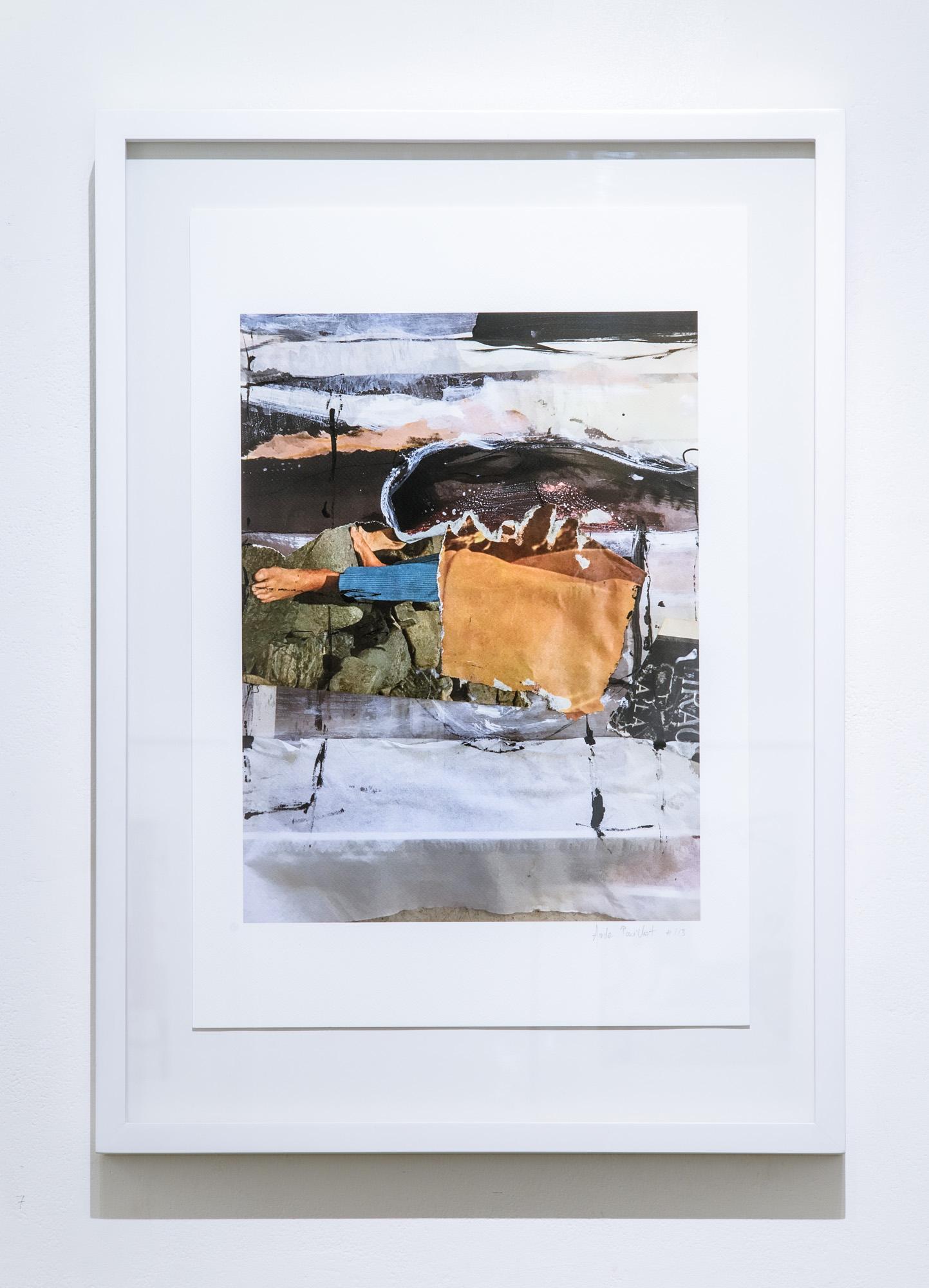 """Walk of life"", Ultra-chrome archival pigments print on aquarelle paper 44cm x 61cm, 2018, Edition of 3 +1AP"