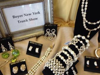 Boyer New York Trunk Show at Elegant Bridals, Augusta GA