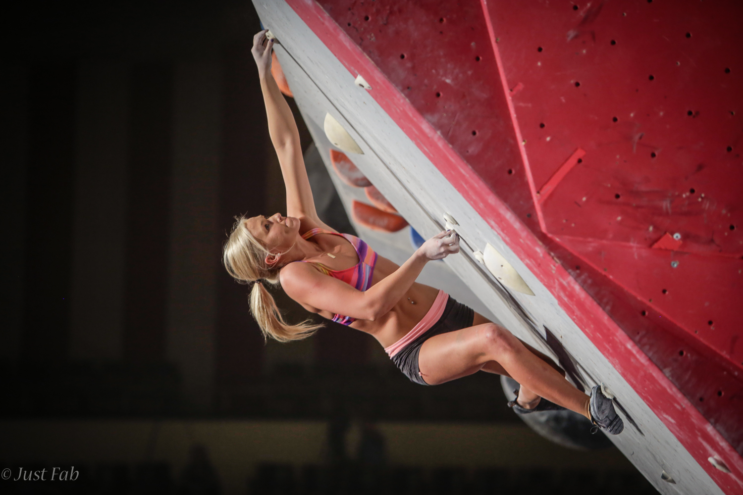 Sierra Blair-Coyle  2014 ABS Nationals  Photo: Just Fab Photography