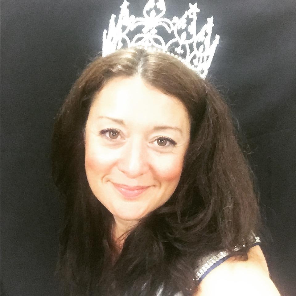 Lindsay May Miss TI 2017