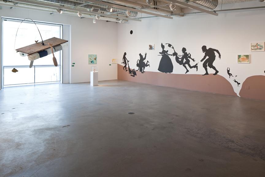 (Exhibition installation shot)