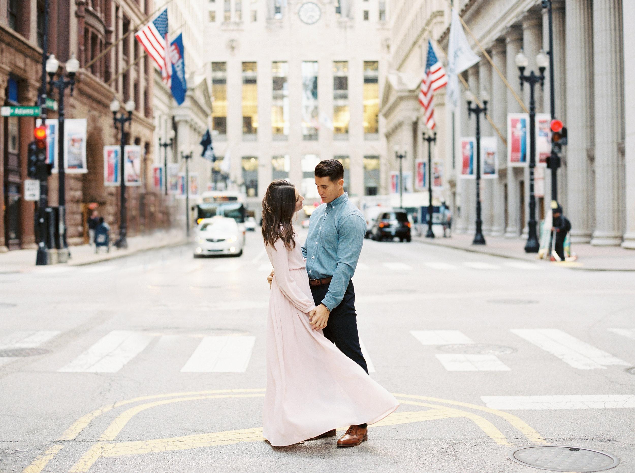 Kyle John l Fine Art Wedding Photography l Chicago, Copenhagen, California, New York, Destination l Blog l Alexis & Michael_Chicago_16
