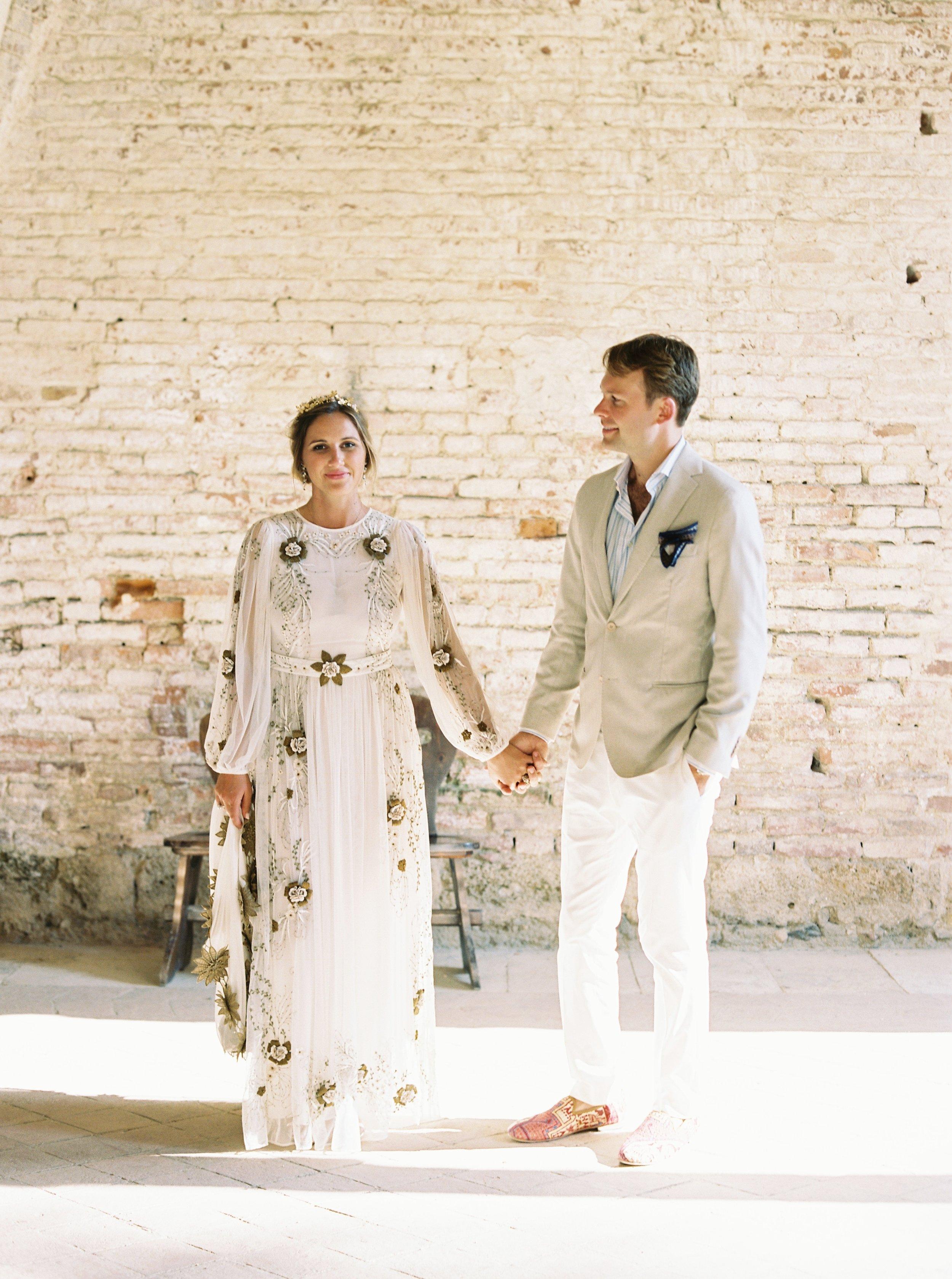 Kyle John l Fine Art Wedding Photography l Chicago, Copenhagen, California, New York, Destination l Blog l Alexis and Zach_Borgo Santo Pietro_Italy_Tuscany_58