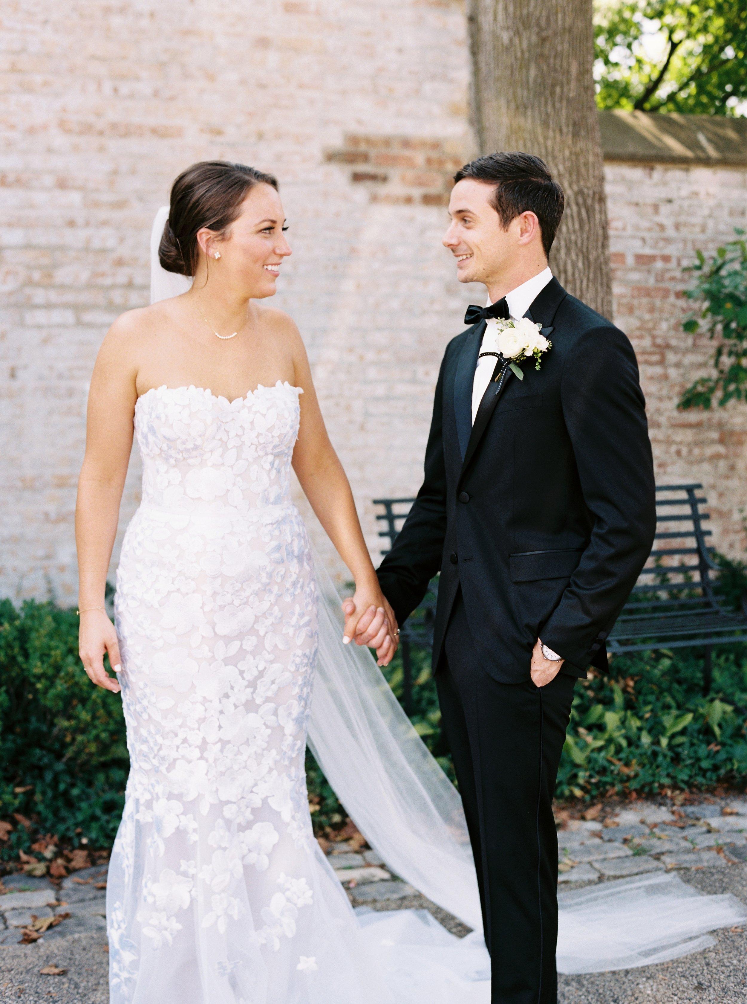 Kyle John l Fine Art Wedding Photography l Chicago, Copenhagen, California, New York, Destination l Blog l Kate and Michael_Winnetka_13
