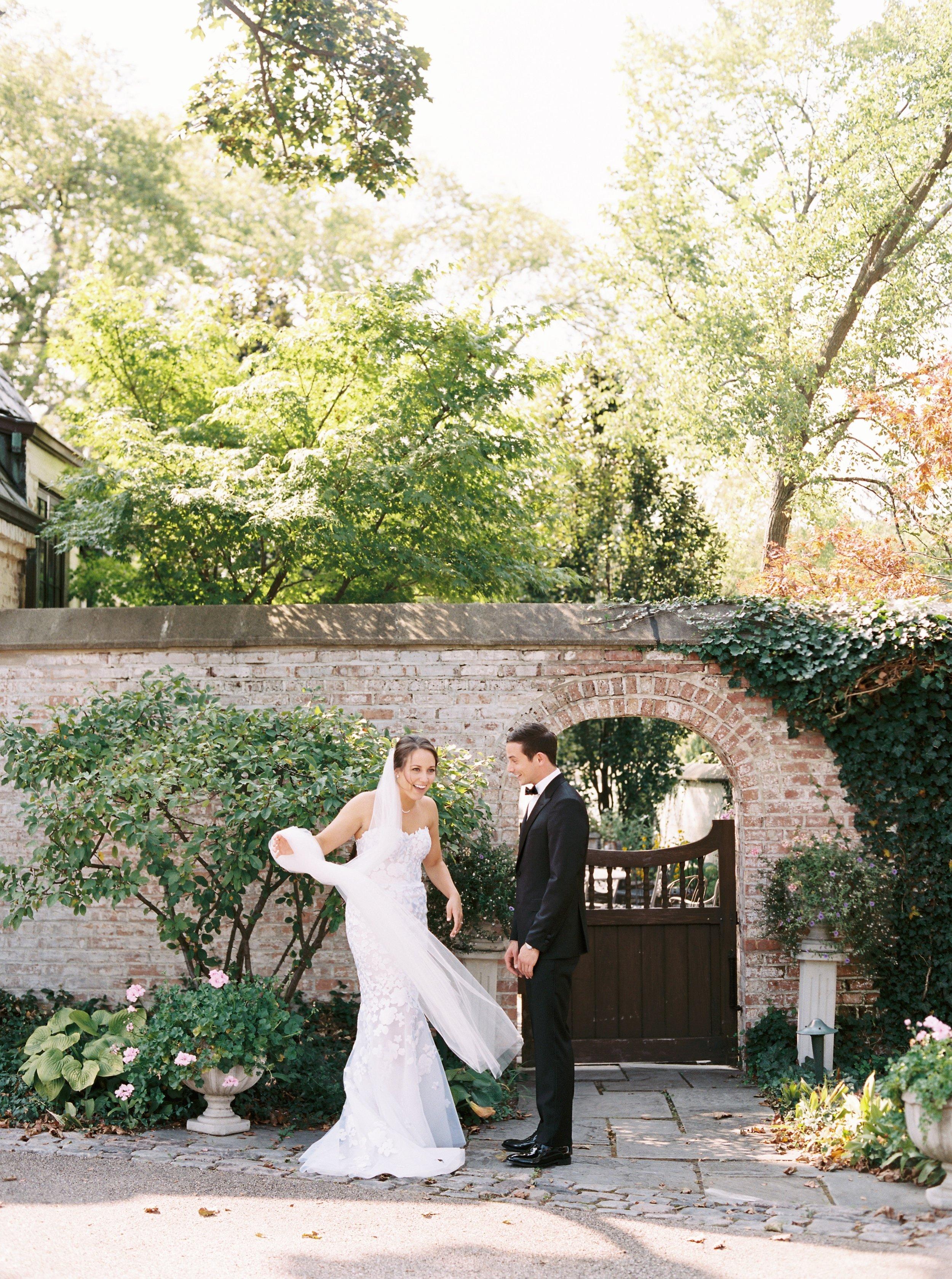 Kyle John l Fine Art Wedding Photography l Chicago, Copenhagen, California, New York, Destination l Blog l Kate and Michael_Winnetka_9