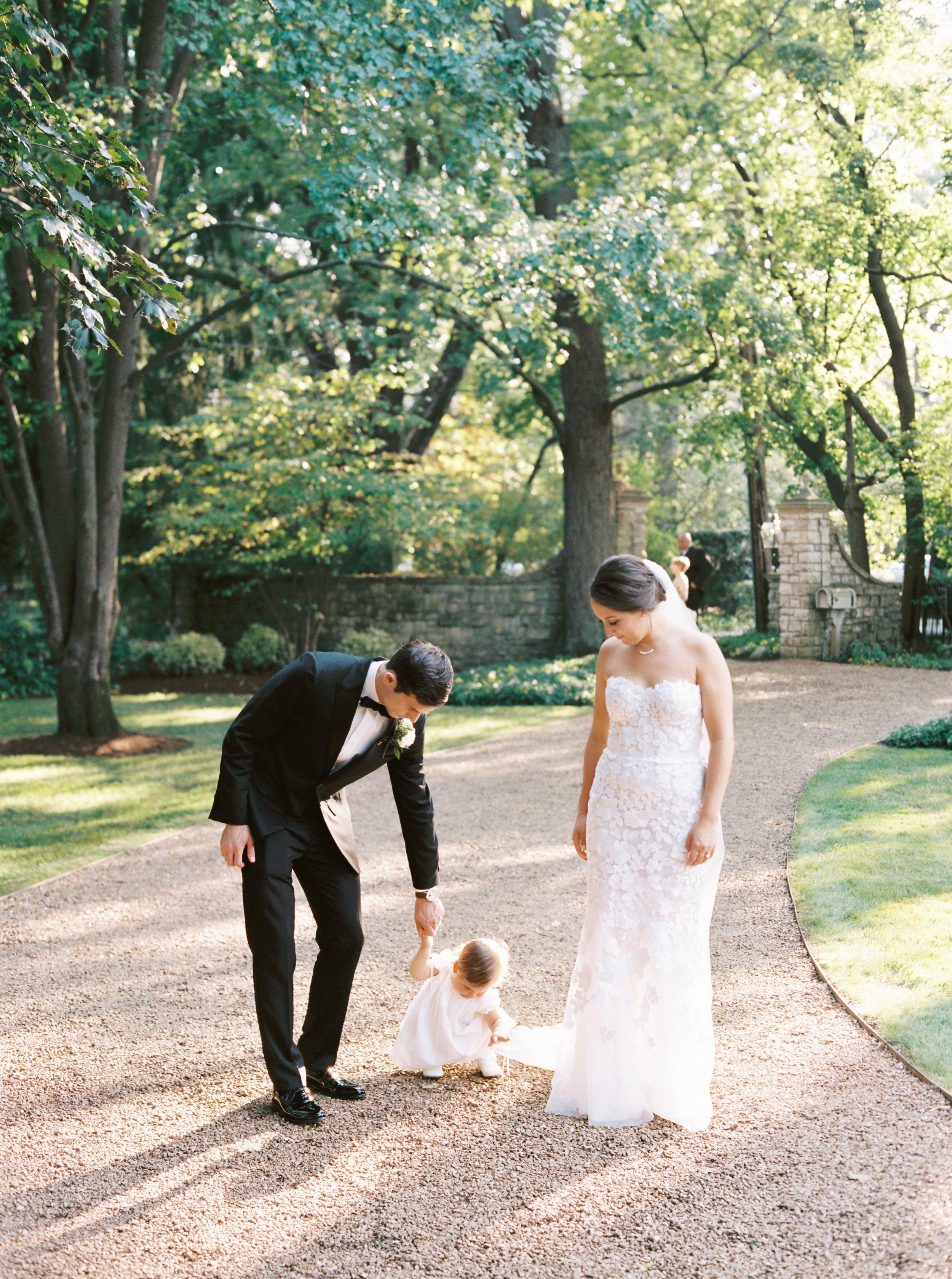 Kyle John l Fine Art Wedding Photography l Chicago, Copenhagen, California, New York, Destination l Blog l Kate and Michael_Winnetka_20