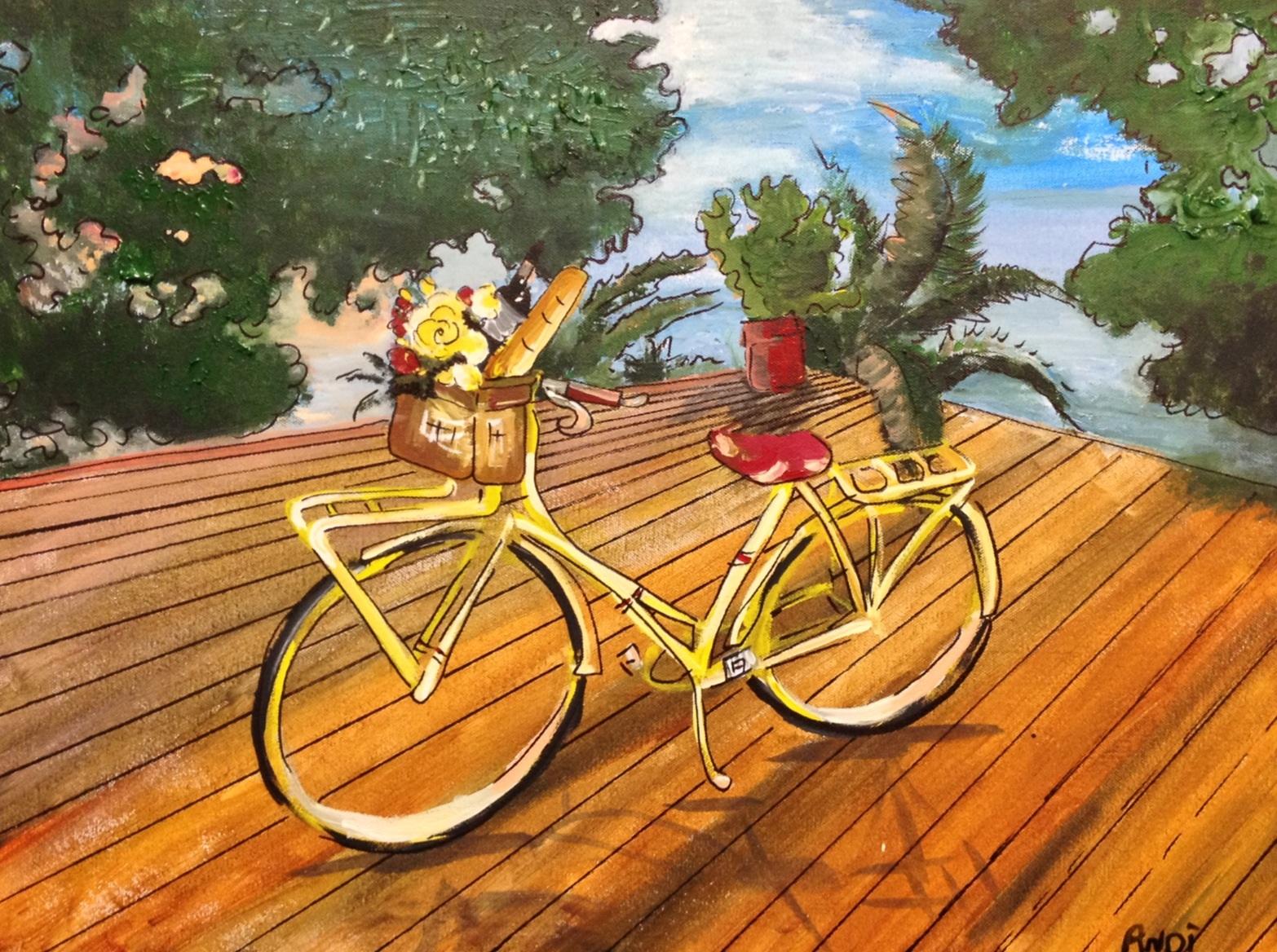 Joni's Bike