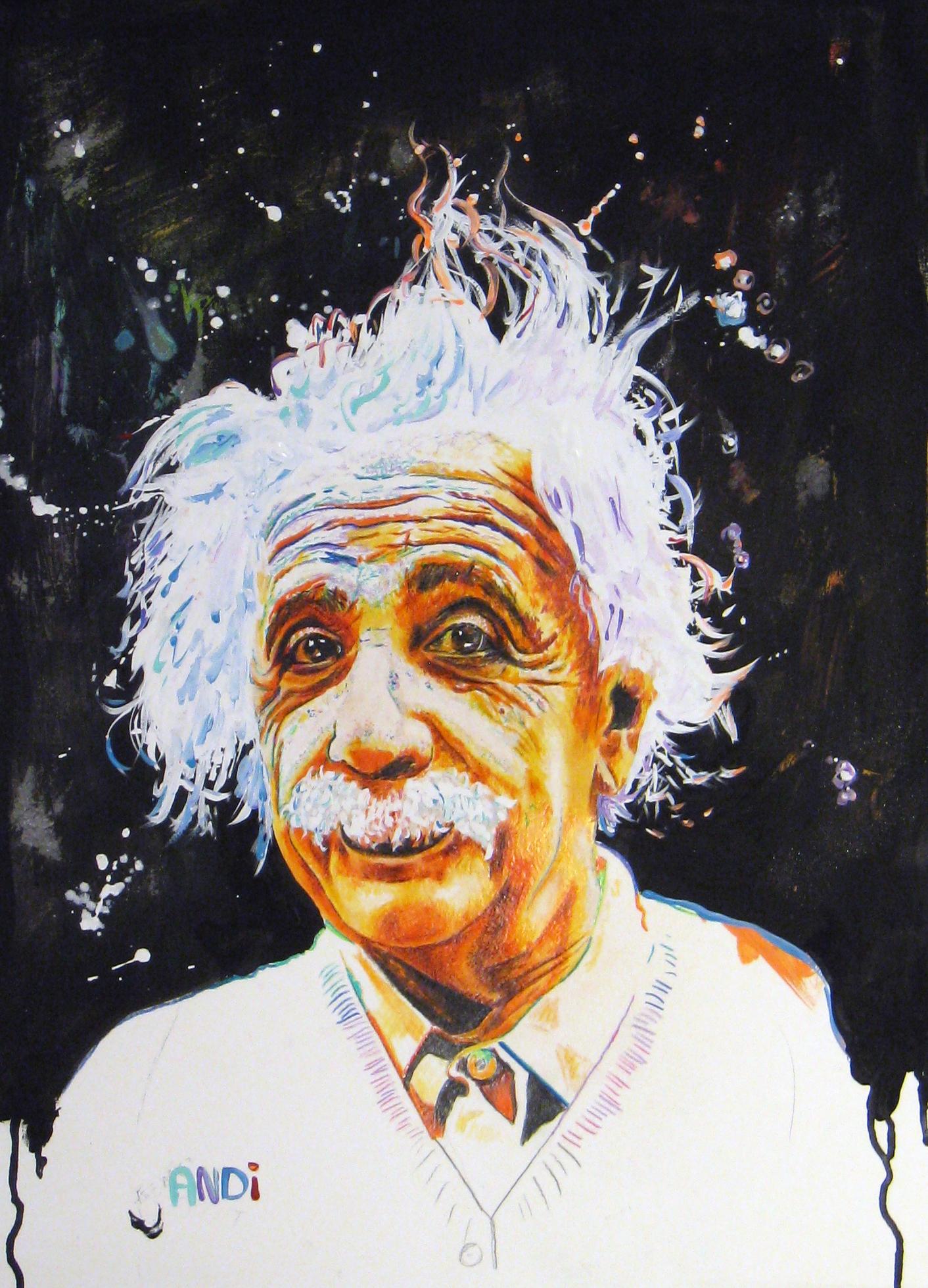 How Einstein Felt