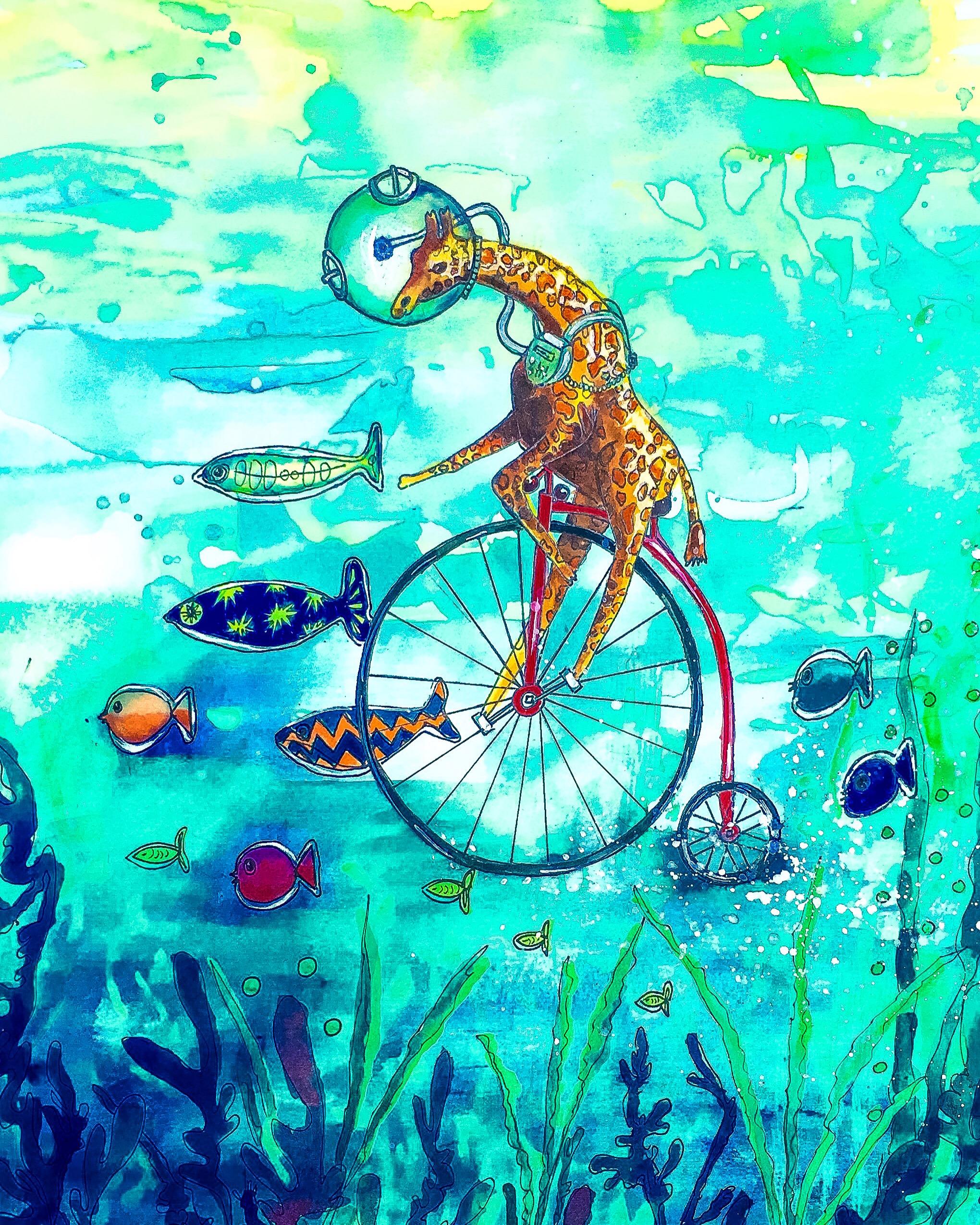 Underwater Giraffe.JPG