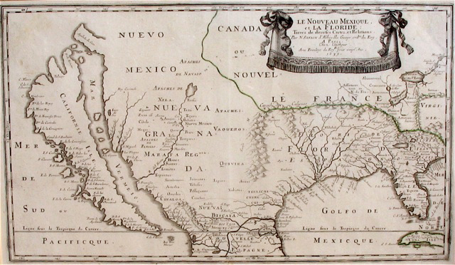 Le Nouveau Mexique et la Floride.