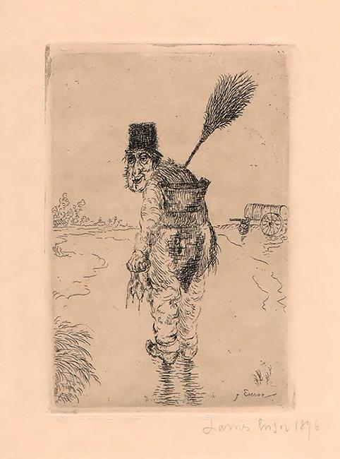 The Scavenger (Le Vidangeur).