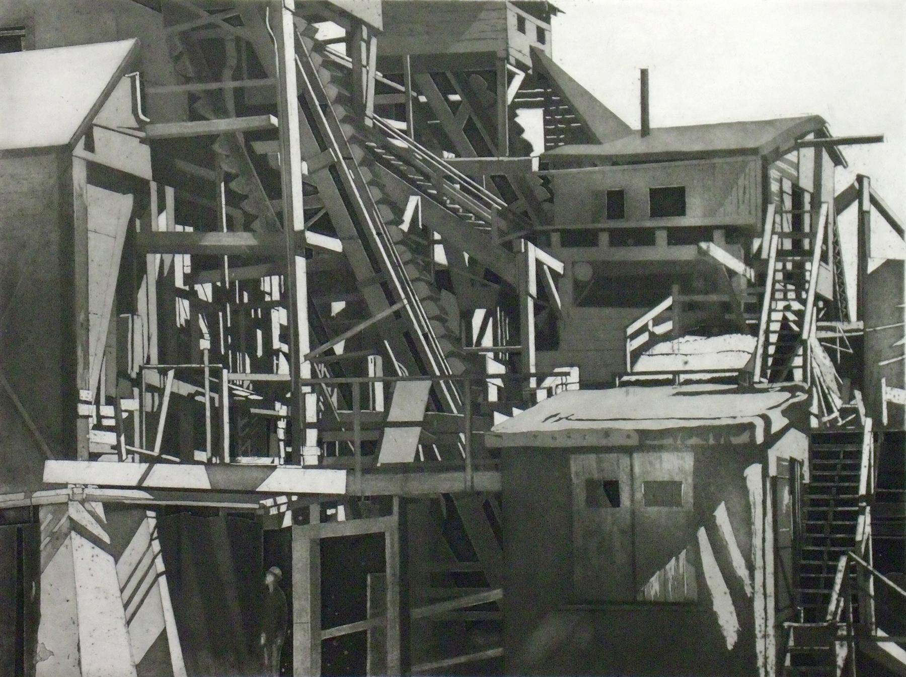 Conveyor.