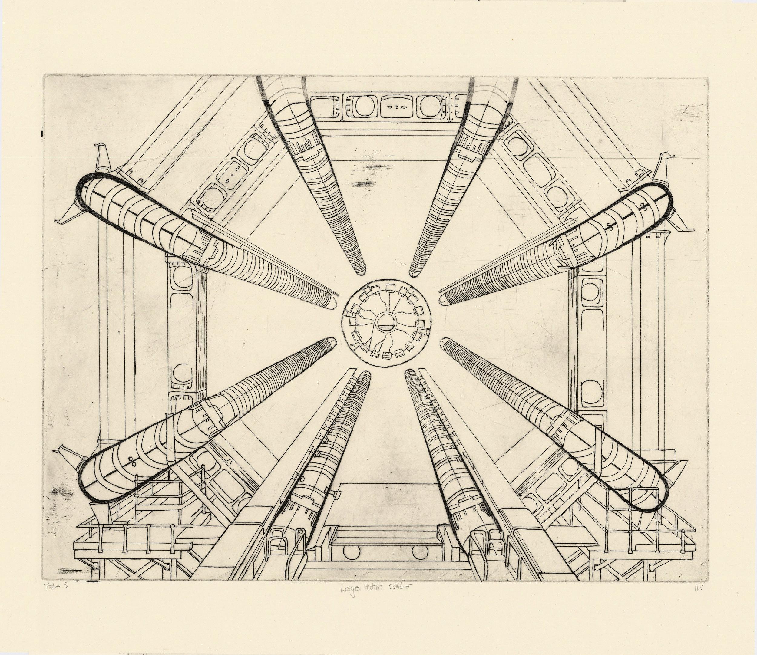LHC, State 3