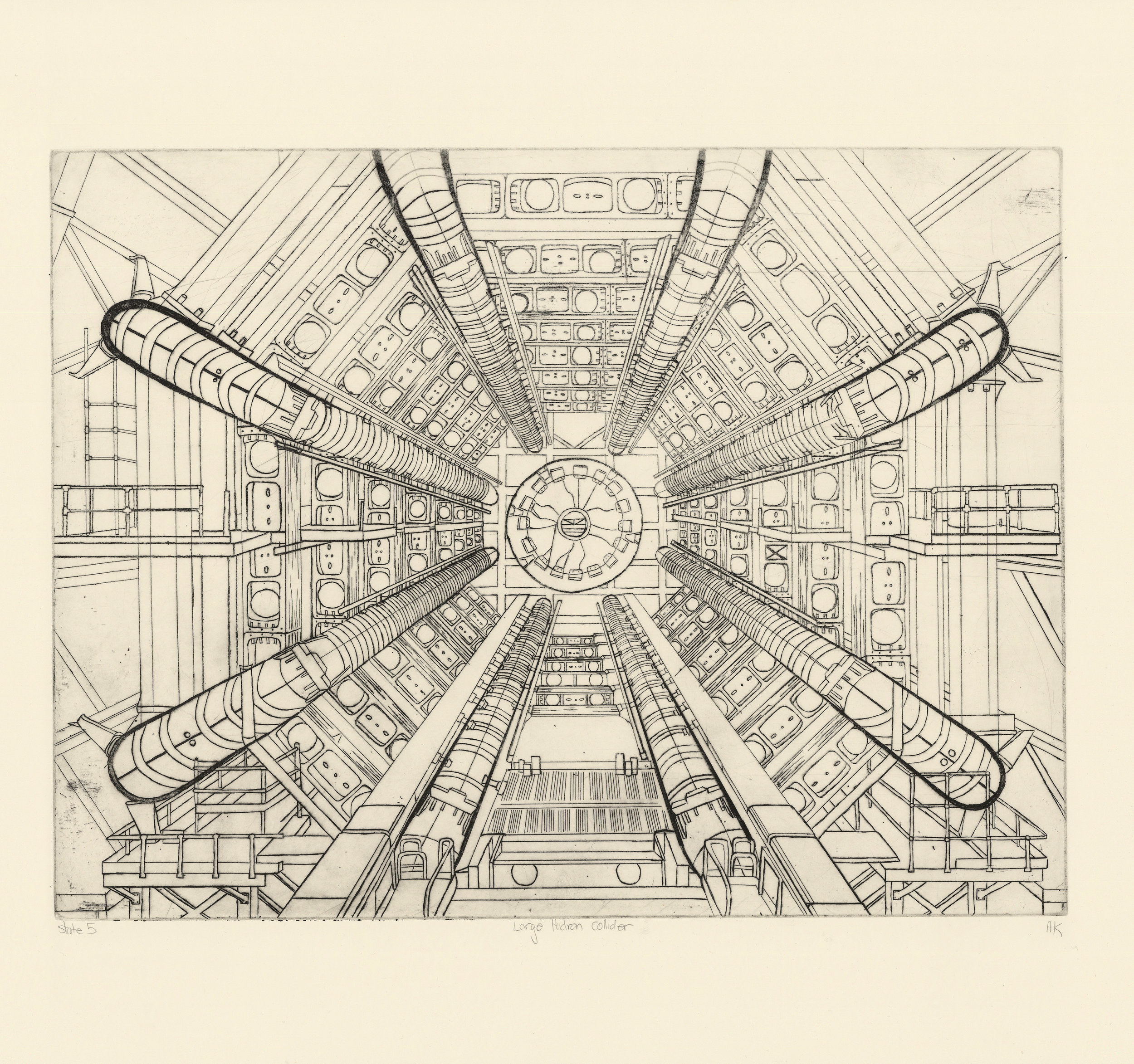 LHC, State 5