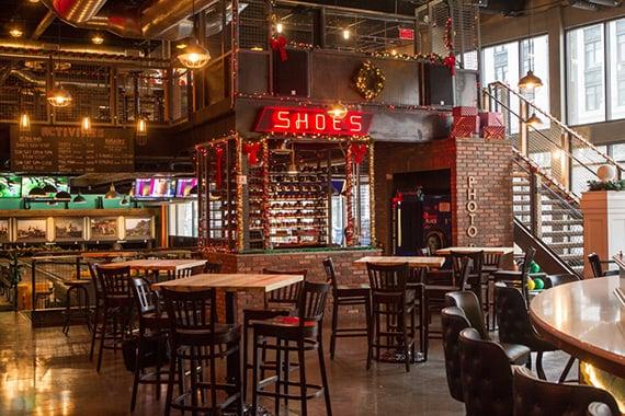 Restaurant, entertainment establishment to open at 20K sf warehouse space