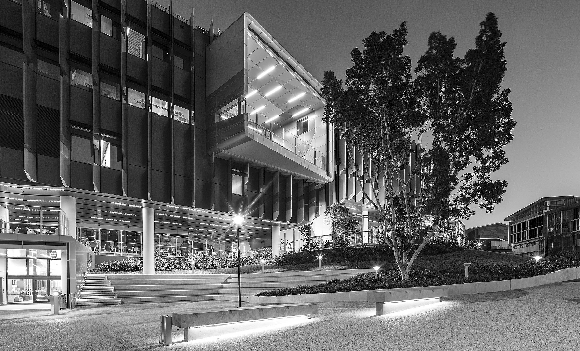 Lady Cilento Brisbane Architecture