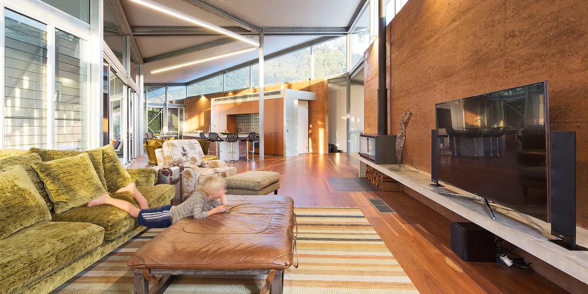 Reflection House - Pentarchi Architects