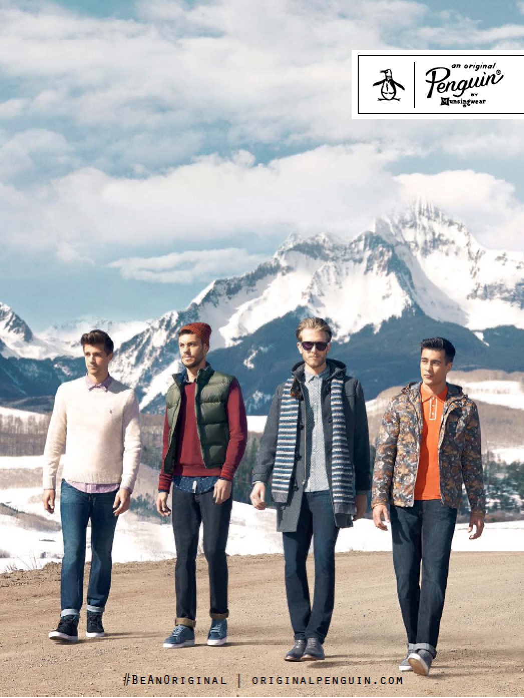 ORIGINAL PENGUIN FALL 2014