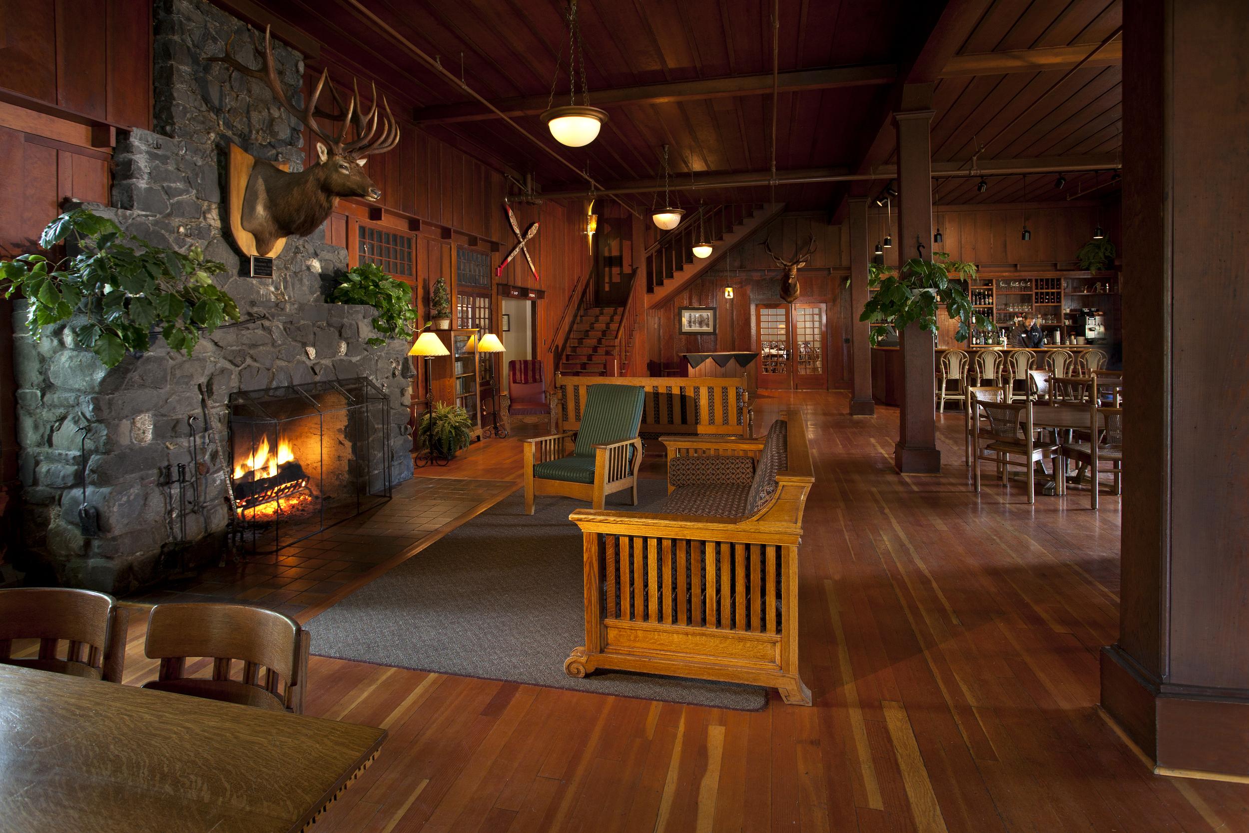 Lake Crescent - Main Lodge Lobby (2).jpg